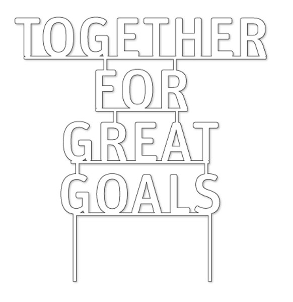 together-for-great-goals-LETTERBEELD